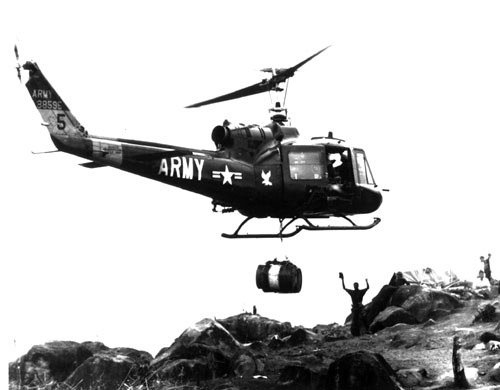 Cold War Gallery: Vietnam War Exhibit - The Campaign for the