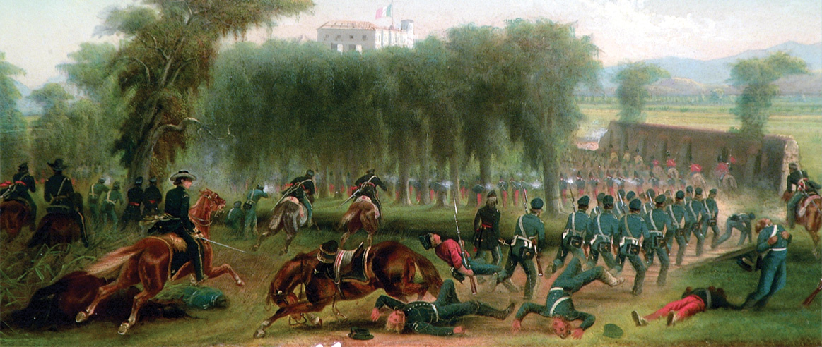 the question of whether the us mexican war was in the national interest Frequently asked questions the mexican minister to the united states  the end of the american civil war in 1865 coincided with the beginnings of.