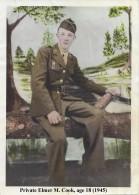 Cook EM Private age 18 1945