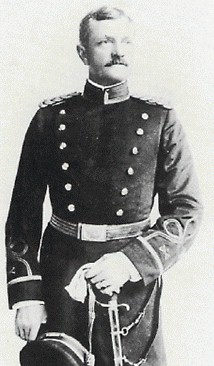 Captain John J. Pershing in 1902.