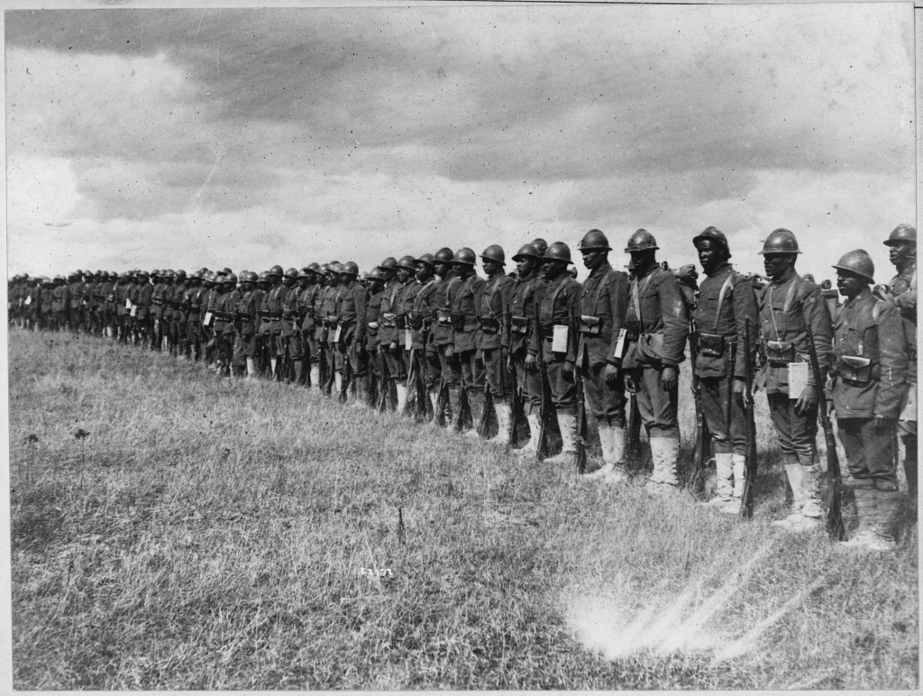 FIGHTING FOR RESPECT: African-American Soldiers in WWI - The