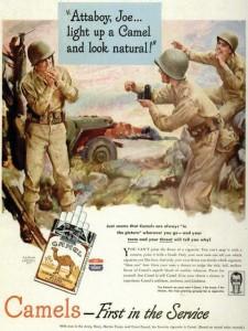 CamelCigaretteAd-August1944-(1)