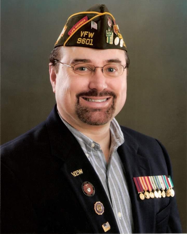 2010-02-Michael L. Emerson U.S. Marine Corps Veteran