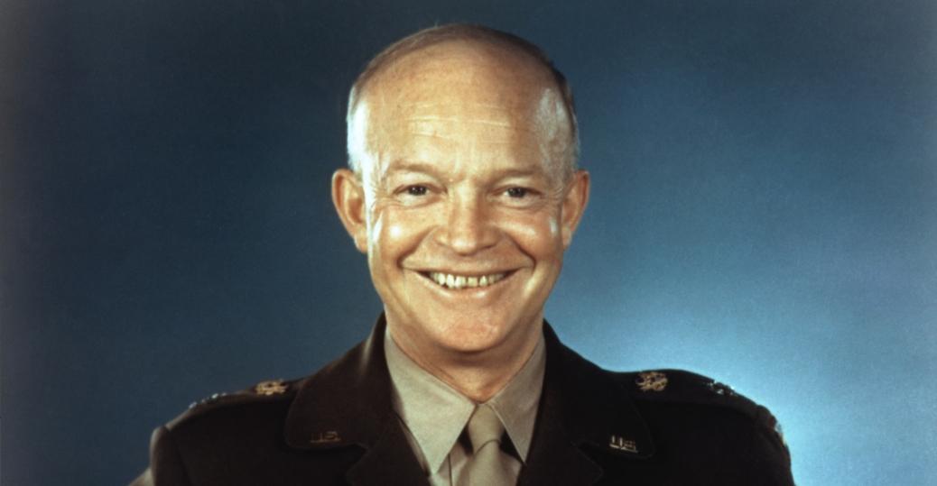 Nouvelles ensoleillées de Francovie - Page 3 Eisenhower_commander-P