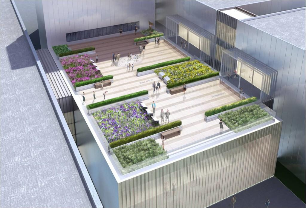 new MOH garden