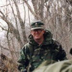 ROTC Camp Dodge Spring FTX Stanley Carpenter 1996