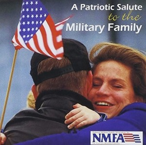 Patriotic Salute to the Military Family CD