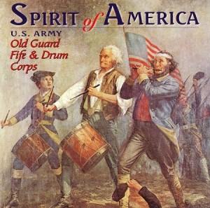 Spirit of America CD