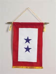 Military Flag - 2 Star