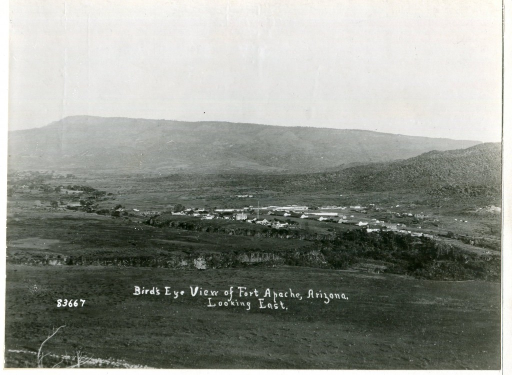 Fort Apache, Arizona - The Campaign for the National Museum