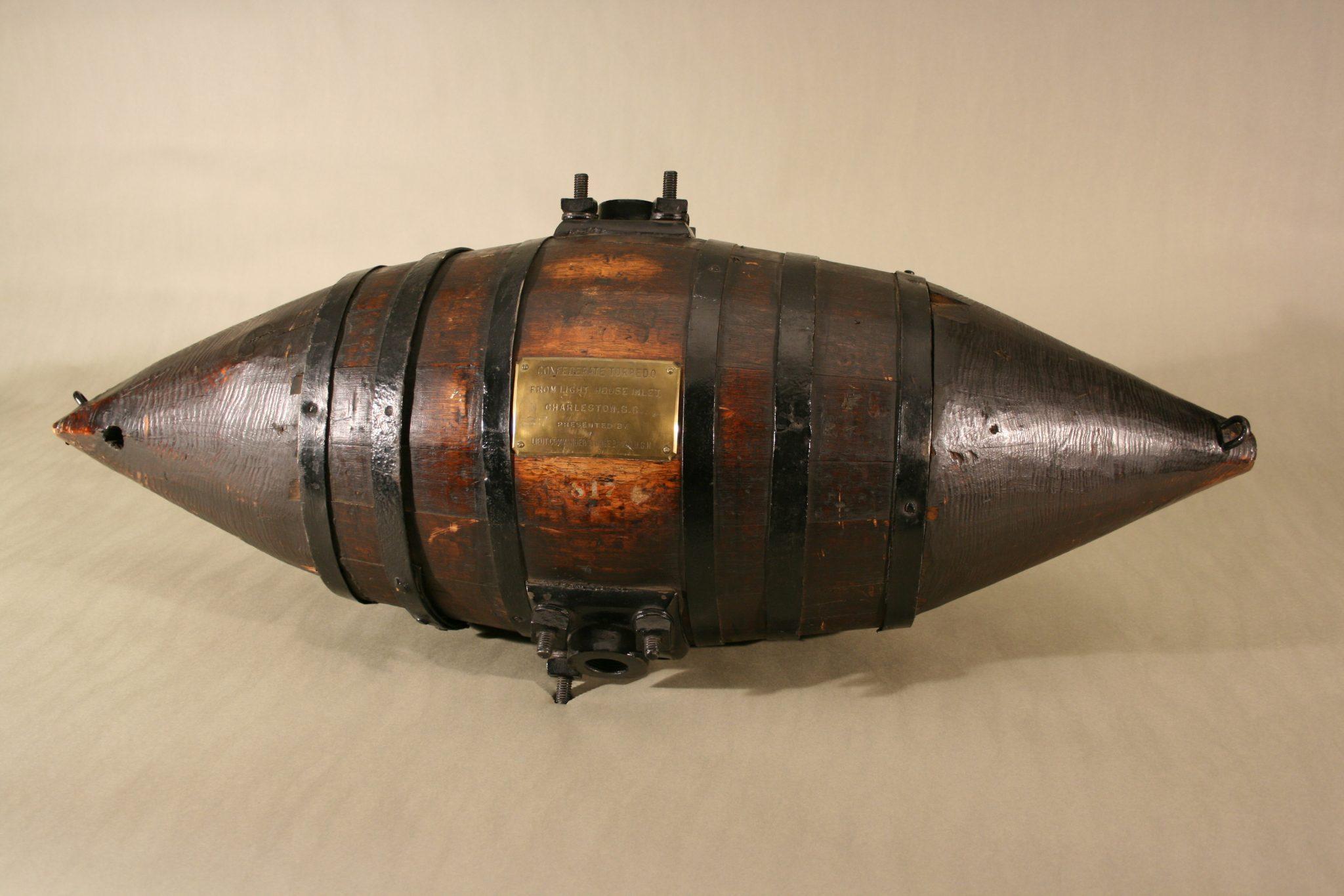 Mine Warfare in the Civil War - The Campaign for the ...