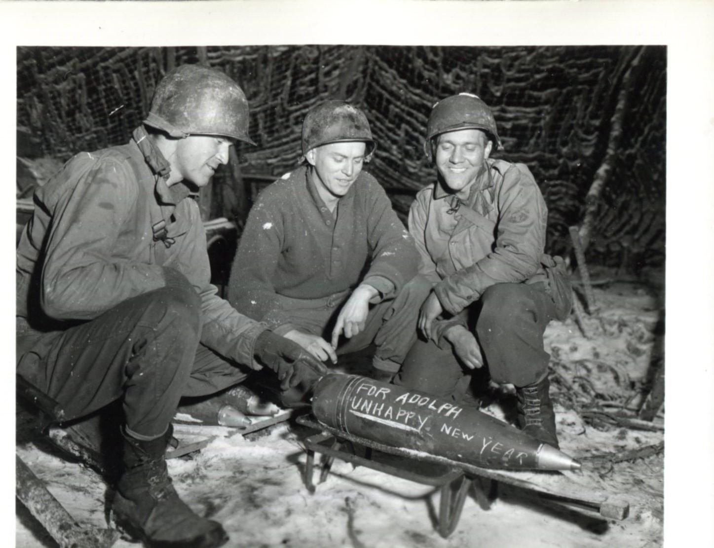 U S  and German Field Artillery in World War II: A Comparison - The