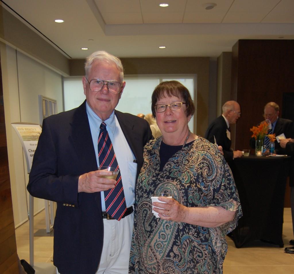 LTC David & COL Pat Jernigan, USA-Ret