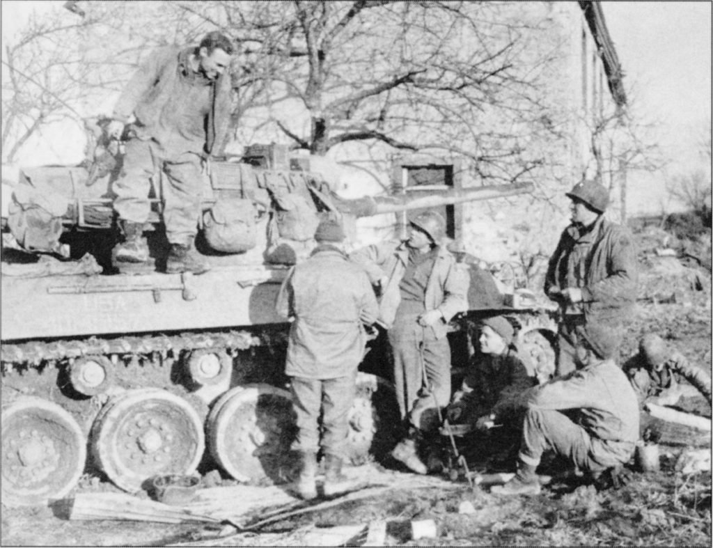 The M18 Hellcat Tank Destroyer - The Campaign for the
