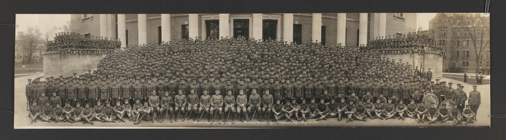 The Army Reserve Officers' Training Corps: A Hundred Years