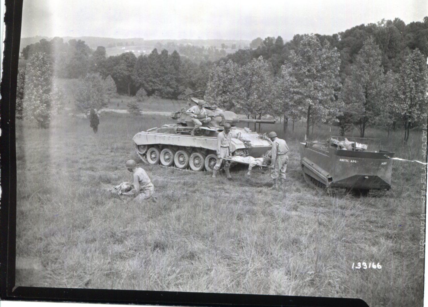 The M24 Chaffee Light Tank - The Campaign for the National
